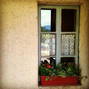 finestra del casale